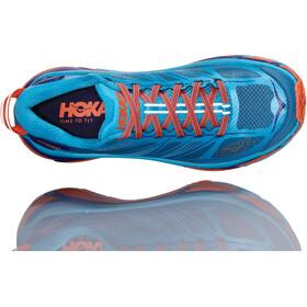 Hoka One One Mafate Speed 2 - Zapatillas running Mujer - azul